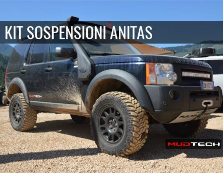 MUDTECH LIFT KIT (ANITAS)