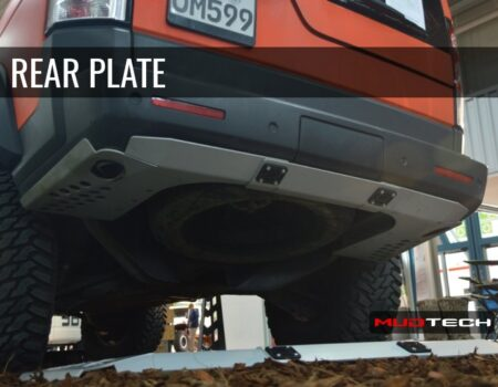 REAR PROTECTION PLATE DISCOVERY