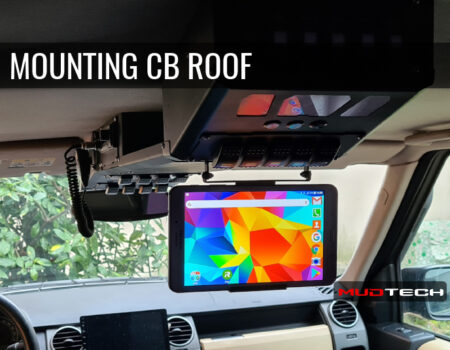 KIT MOUNTING CB ROOF